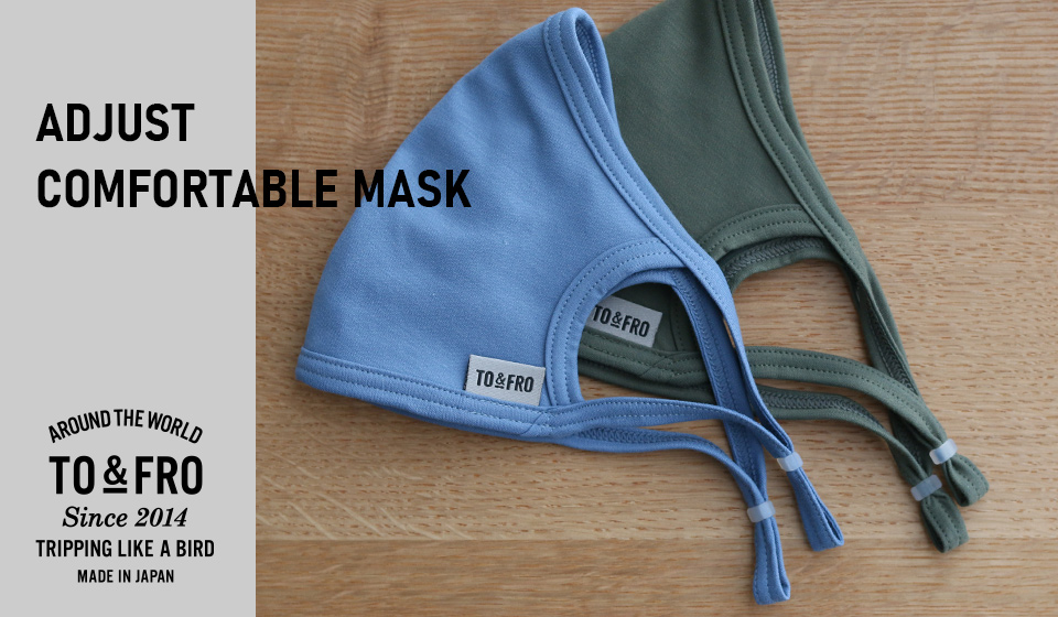 TO&FRO ADJUST COMFORTABLE MASK
