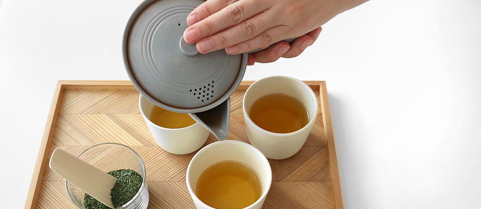 お茶を愉しむ時間