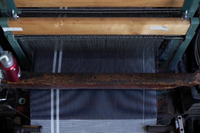 会津木綿 青㐂製織所