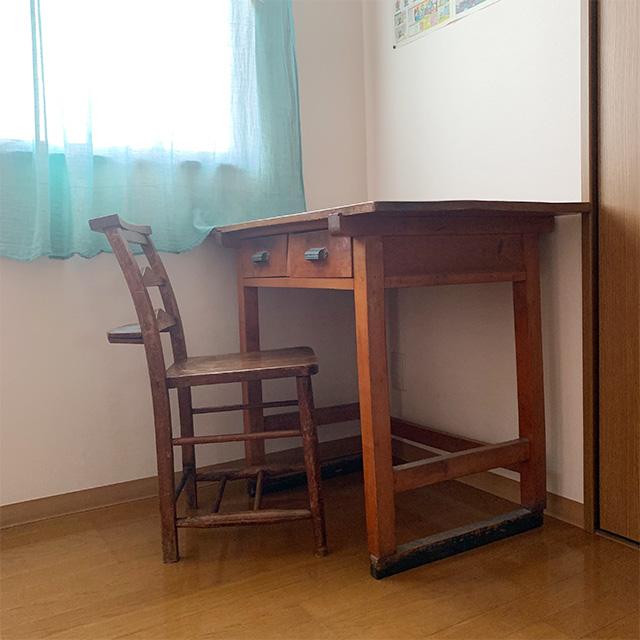 あたらしい家具