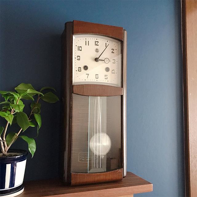 古時計の魅力