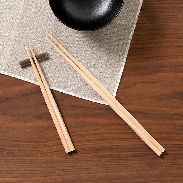 らんちゅう 杉箸
