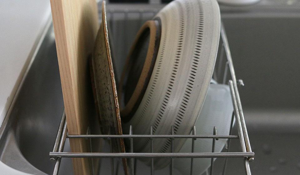 食洗機で洗えるひのきのまな板